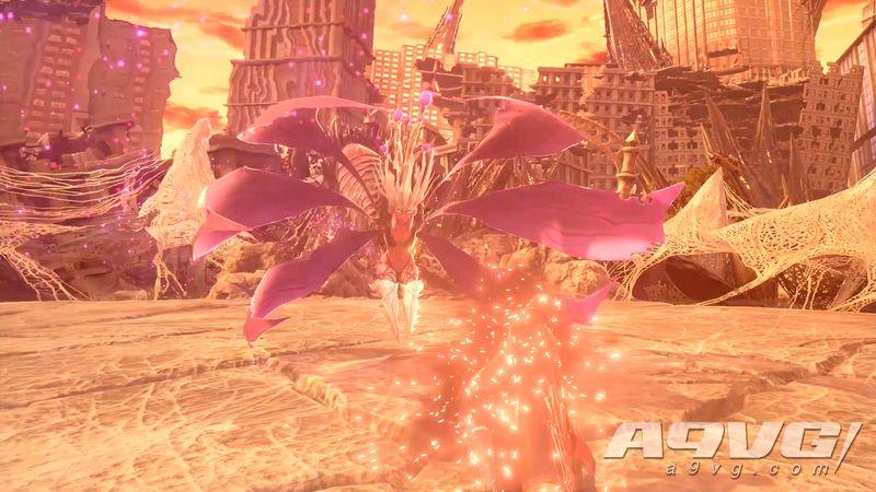《噬血代码》新BOSS「狂袭毒蝶」战斗视频公布