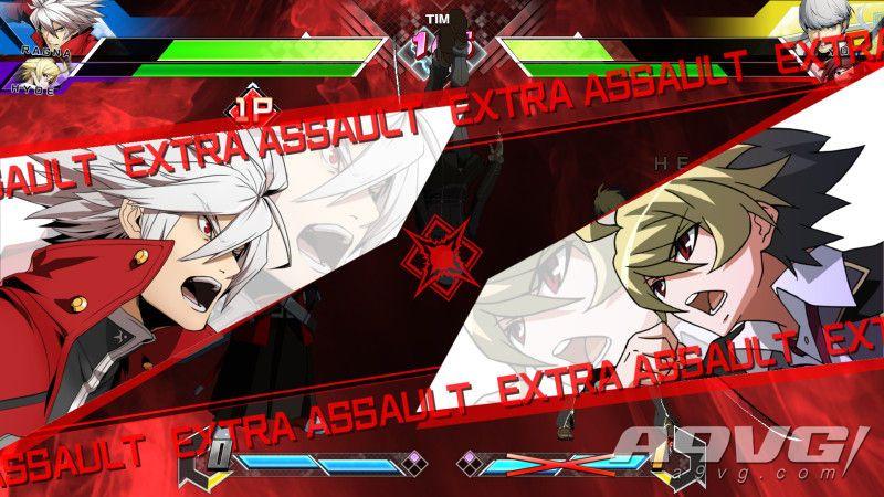 《苍翼默示录 交叉组队战 特别版》将同步推出中文版