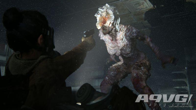 《最后生还者2》独家试玩报告:世代末期的最强作品