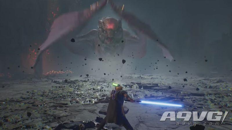 """《星球大战 绝地:陨落的武士团》新预告片""""卡尔的任务"""""""