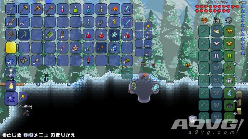 Switch《泰拉瑞亚》简体中文版将于12月发售 收录1.3版内容