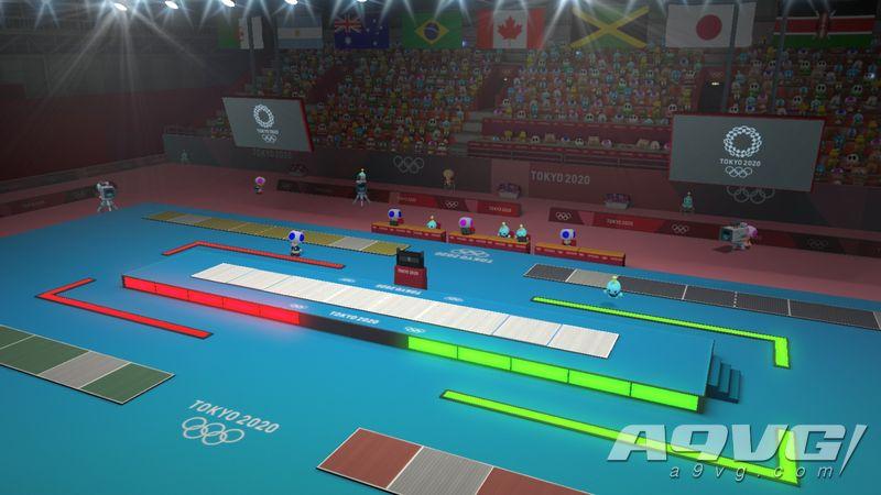 《马力欧&索尼克 AT 2020东京奥运》第6波资讯 介绍足球等项目