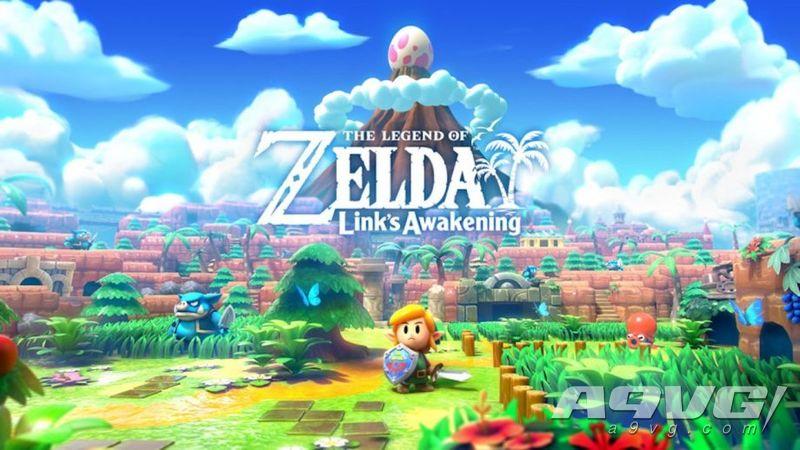 《塞尔达传说 织梦岛》为欧洲销售最快的NS游戏 三天销量43万