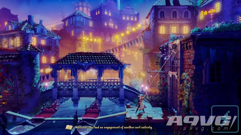 《三位一体4 梦魇王子》17分钟游玩视频公开 目前MC均分80