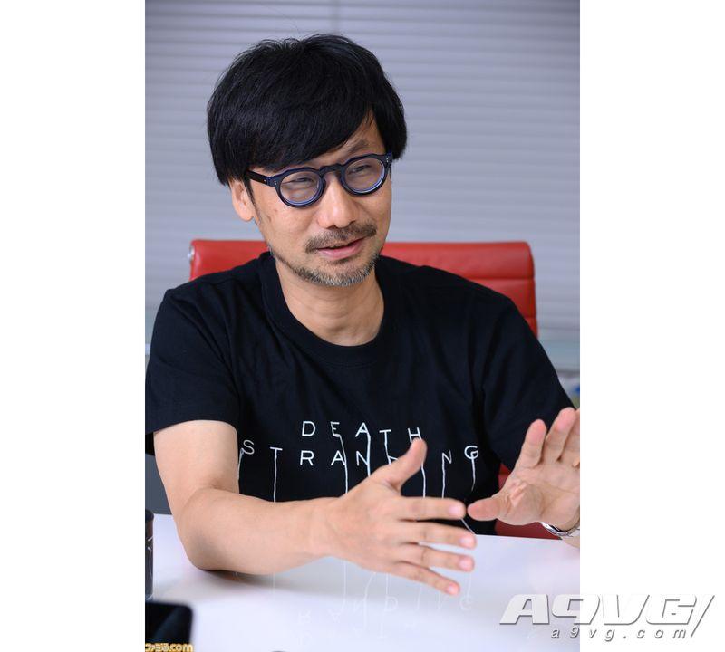 Fami通专访小岛秀夫:曾经我一无所有 但粉丝给予了很大支持