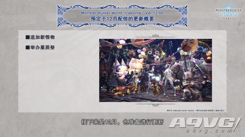 《怪物猎人世界 Iceborne》开发者日志第三期 聚魔之地将调整