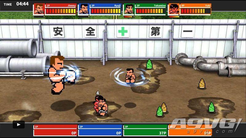 《街头大乱斗进行曲 Mach!!》PS4/Switch中文版今日上市