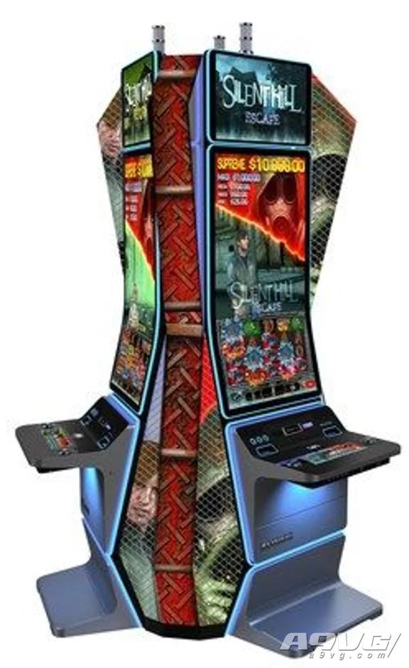 Konami推出《寂靜嶺》老虎機 10月15起在拉斯維加斯展示