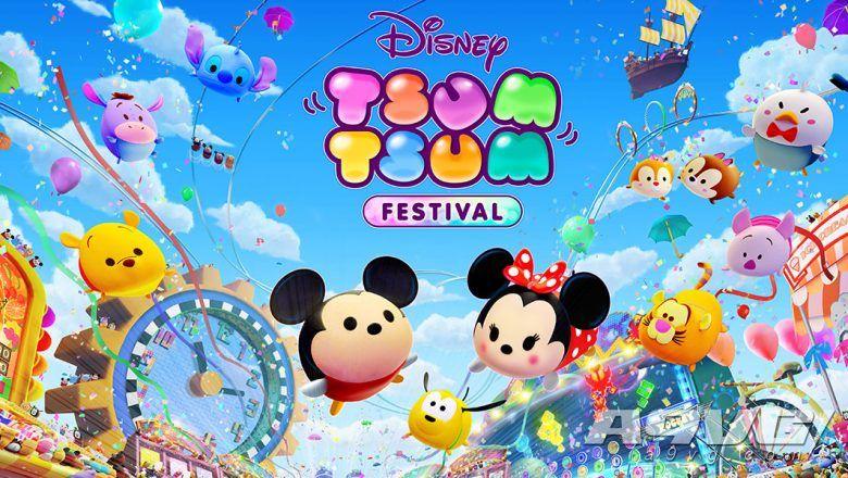 《迪士尼松松嘉年华》评测 适合孩子们聚会的休闲小游戏