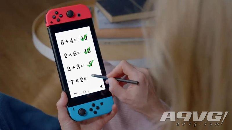《腦鍛煉Switch》歐版將于2020年1月3日發售 游戲宣傳片公開