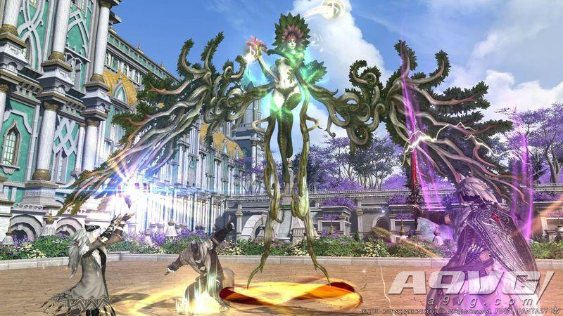 《最终幻想14 暗影之逆焰》5.1版本新副本与副本掉落装备公开