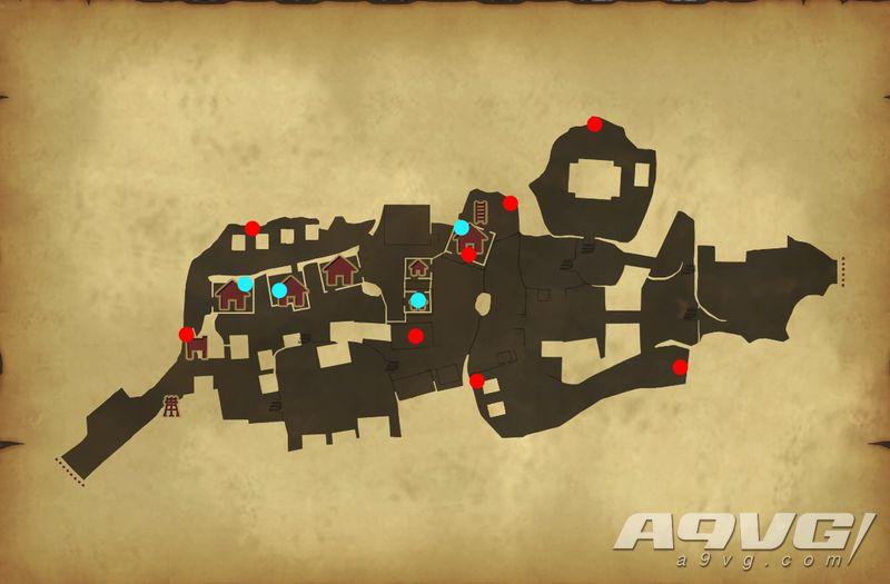 ?《西游记之大圣归来》全书籍收集位置对照地图