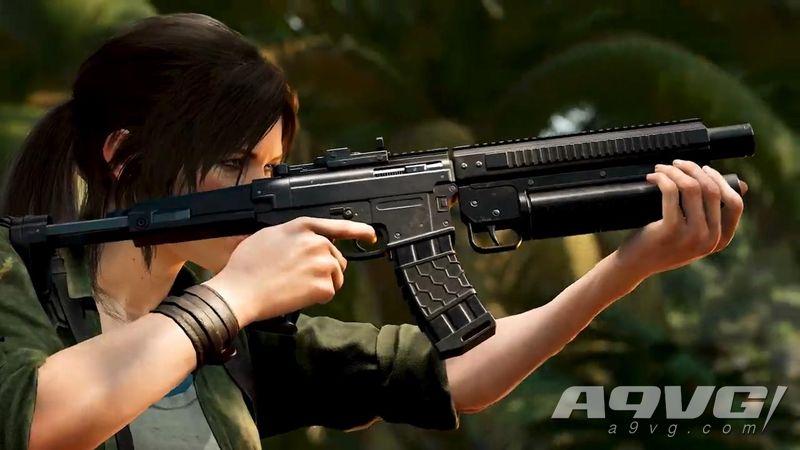 《古墓丽影:暗影 决定版》正式公开 包含全部DLC与新服装