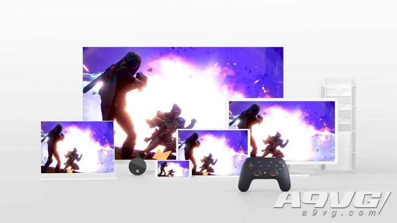 Google Stadia云游戲服務將于11月19日正式上線 新宣傳片公開