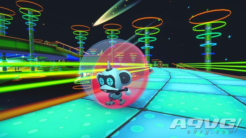 ?《現嘗好滋味!超級猴子球》第2波游戲信息 索尼克現身