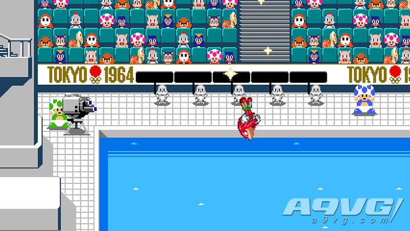 《馬力歐&索尼克 AT 2020東京奧運》公開第八波中文游戲資訊