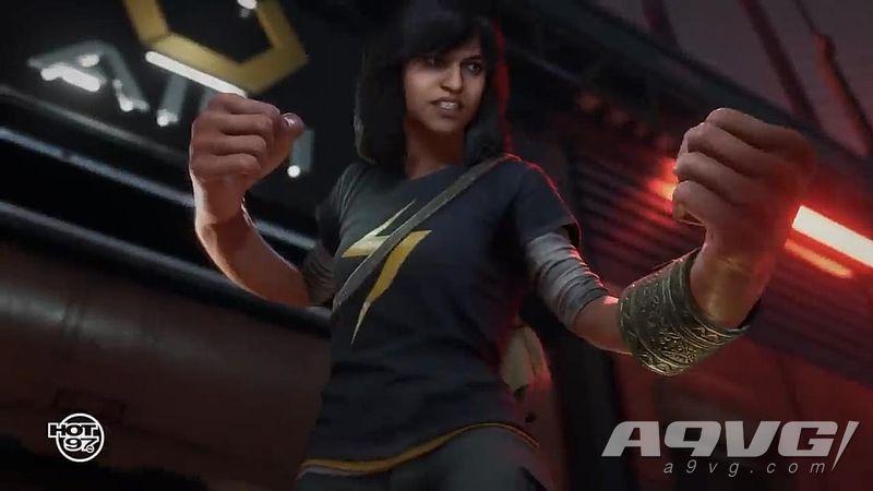 《漫威复仇者联盟》将在PS5平台上有所强化 更多游戏细节公开