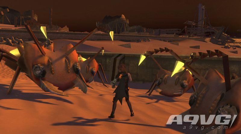 戰車與狗的RPG 新世代《重裝機兵》公布新預告片