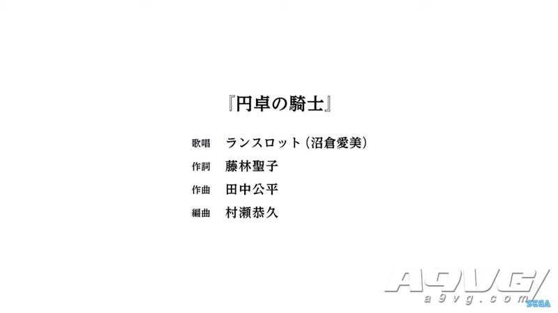 《新櫻花大戰》蘭斯洛特角色歌MV公開 聲優為沼倉愛美
