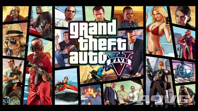 《GTA5》粉丝的行为艺术 开车环绕圣安地列斯直到《GTA6》发售