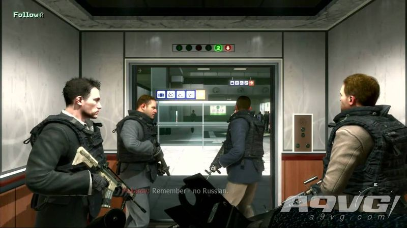 索尼決定《使命召喚 現代戰爭》將不會上架俄區PS Store