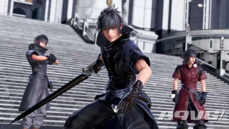 《最终幻想纷争NT》诺克提斯与夏托托添加新服装 11月7日推出