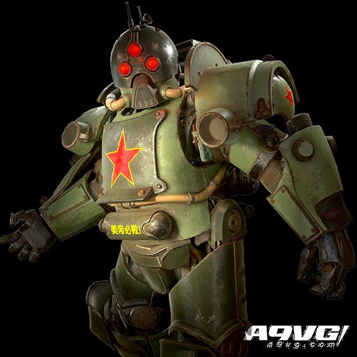 B社推出《辐射76》高级会员 玩家挖出中国风格动力装甲