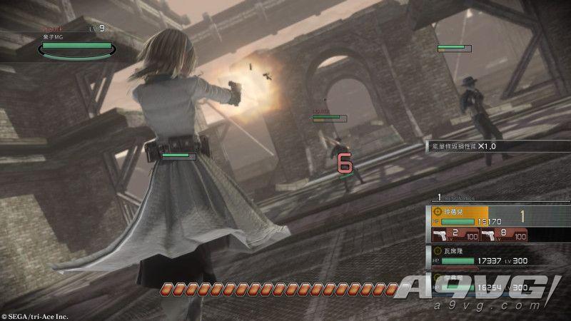 《永恒终焉 4K/HD版》将推出PS4简体中文版 亚克系统发行