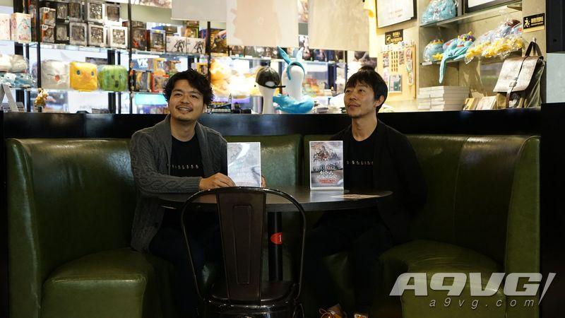 探訪上海SE咖啡餐廳:《歧路旅人》主題活動與制作人見面會一覽