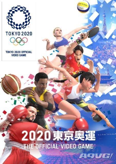 《2020东京奥运 官方授权游戏》福原爱介绍影像「篮球」篇