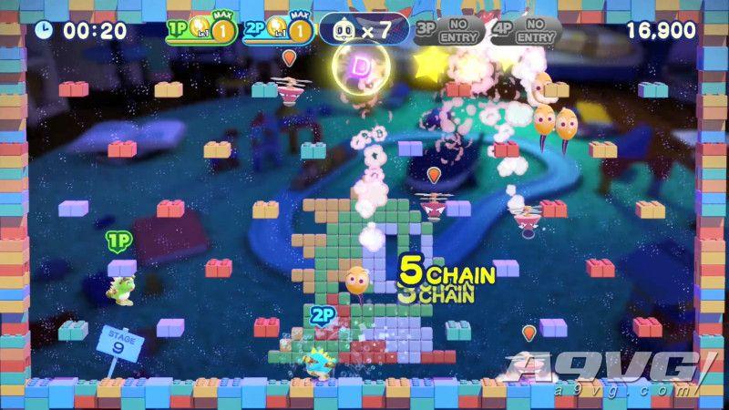 Switch新作《泡泡龙 4 伙伴》将推出中文版 亚克系统发行