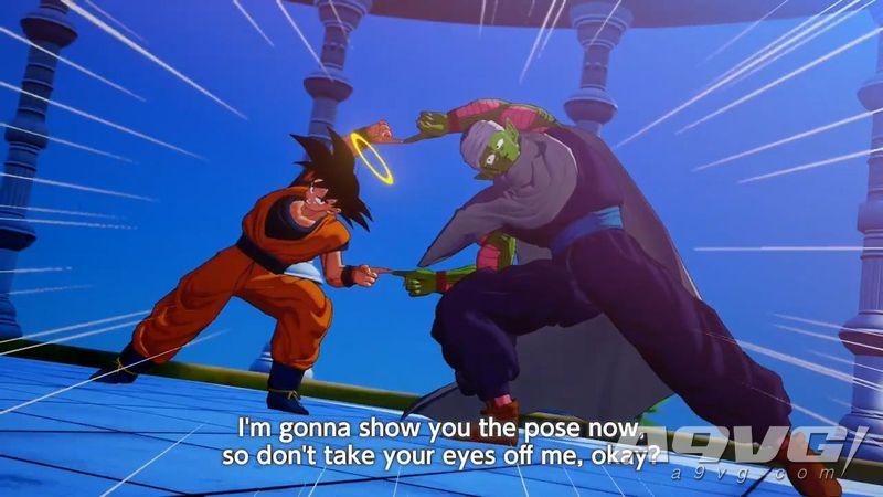 《七龙珠Z 卡卡洛特》巴黎游戏展宣传片公开 悟天克斯确认登场