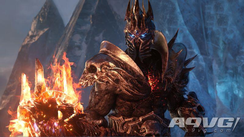 《魔兽世界:暗影国度》9.0版资料片发表 踏入亡者的领域