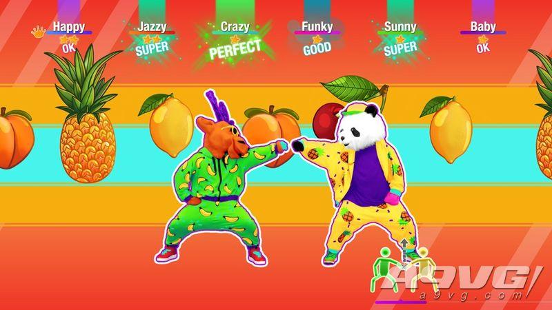 《舞力全开2020》现已正式发售 一起在游戏中秀出你的舞步