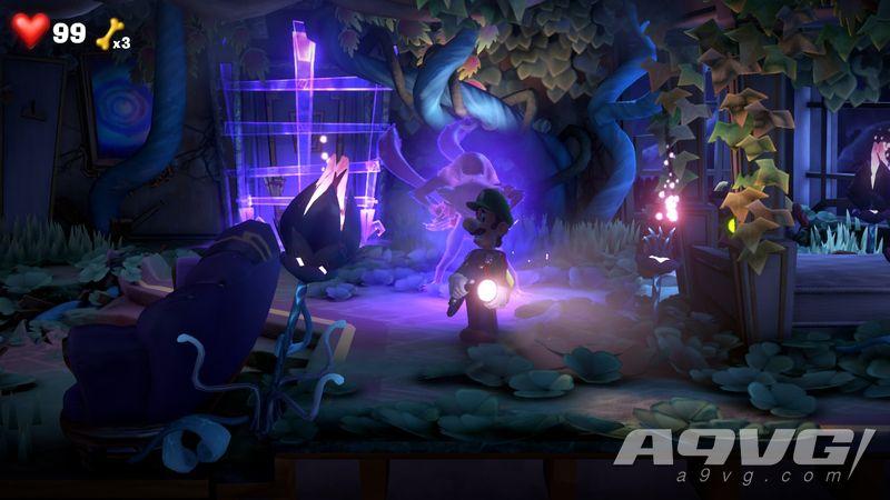 《路易吉洋馆3》幽灵猫攻略 鬼怪猫怎么打