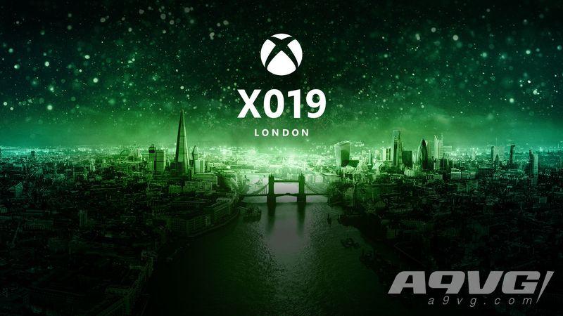 X019展出游戏名单公开 多款微软第一方作品将提供试玩