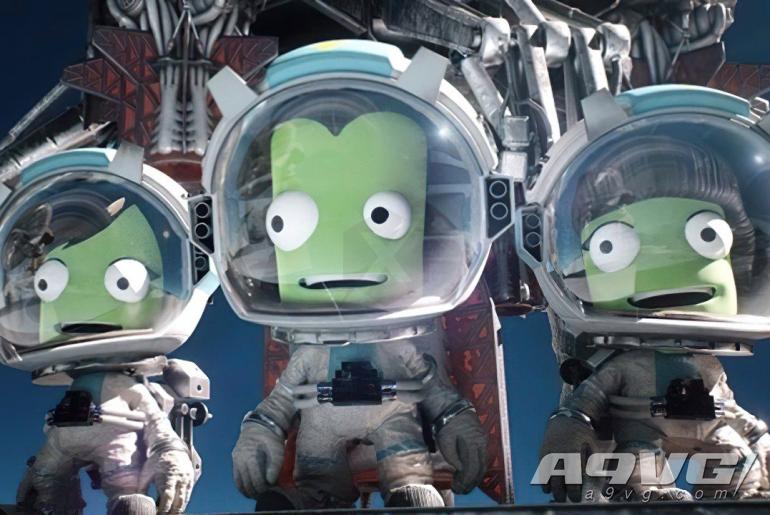 《坎巴拉太空计划2》宣布延期 预计2021财年内发售