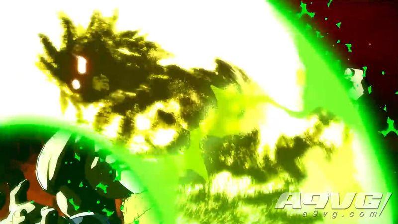 《龙珠斗士Z》最新DLC「布罗利」近期推出 角色预告片公开