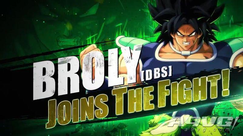 ?《龙珠斗士Z》最新DLC「布罗利」近期推出 角色