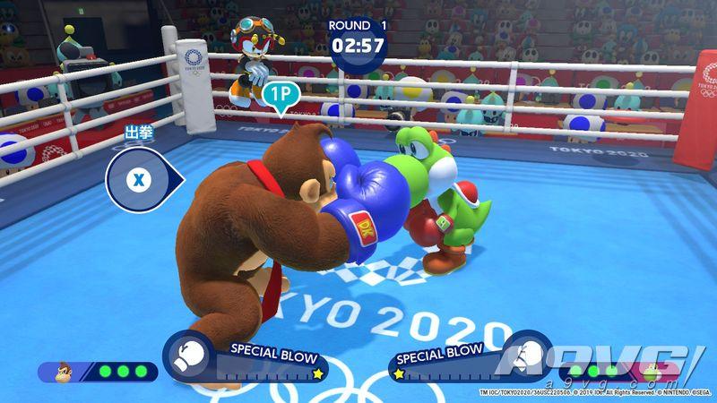 《馬力歐&索尼克 AT 2020東京奧運》評測 麻雀雖小五臟俱全