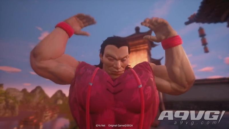 《莎木3》公开售前宣传影像 一段传奇故事的延续