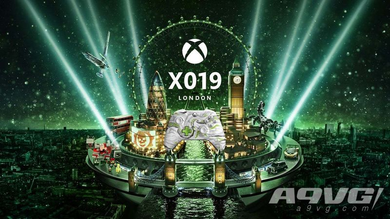 X019直播活動新聞匯總 黑曜石與Rare工作室新作公開