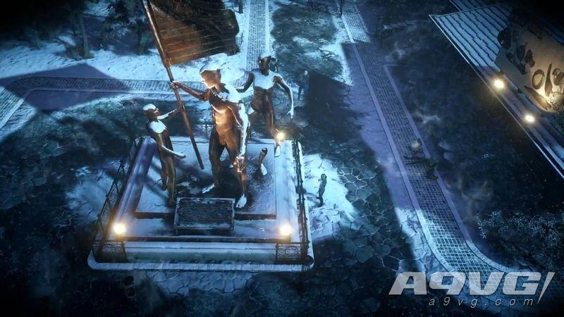 《废土3》全新预告片公开 游戏现已在主机与PC上