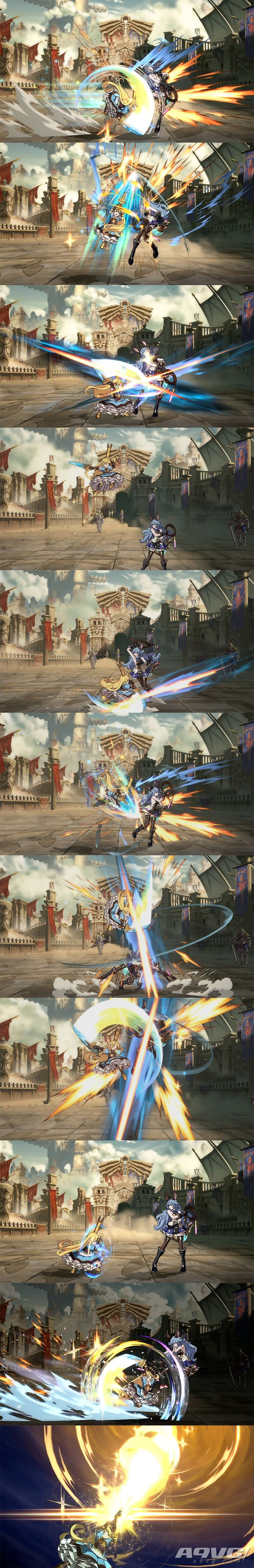 《碧蓝幻想VERSUS》音乐试听影像 另有全11名角色所有招式图