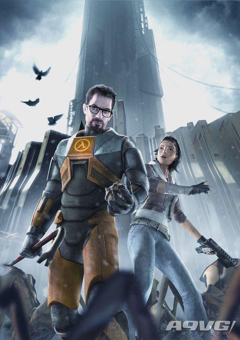 《半条命2》发售15周年纪念日