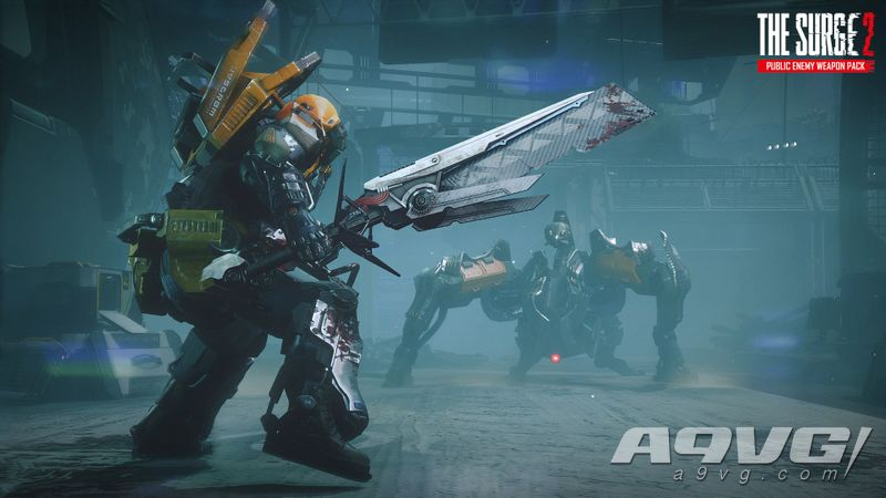 《机甲狂潮2》首个扩展DLC正式配信「大众公敌」带来全新武器