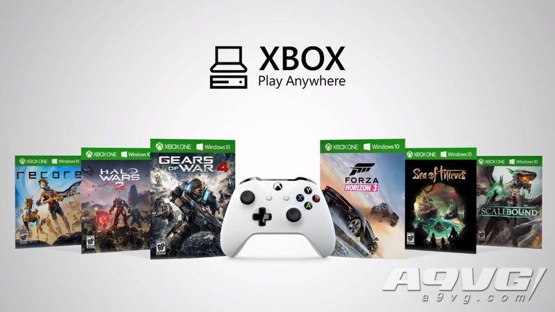 微软计划把Xbox Play Anywhere服务拓展到下代主机