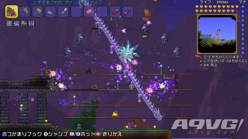 《泰拉瑞亚》最新更新新要素介绍 更强大的敌人从宇宙登场