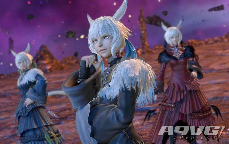 《最终幻想纷争NT》雅·修特拉与光之战士将于12月推出新服装