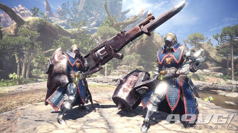 《怪物猎人世界》将于12月更新中加入一组新武器帮助玩家通关